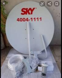 Tecnico sky  tudo sobre instalaçao e manutençao
