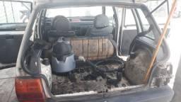 Fiat uno 4 porta 2001
