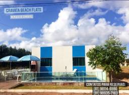 Gravatá Beach flats