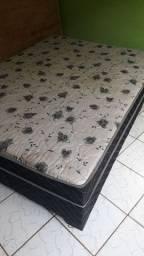 Cama unibox 600 reais perfeito estado,1 mês de uso não faço entrega