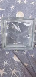 Vendo tijolo de vidro