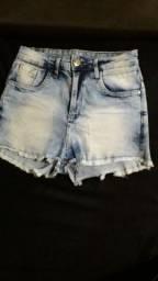 Vendo short jeans.