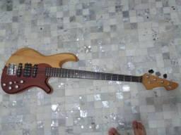 Baixo deOlveira Dream - 4 cordas - Jazz Bass Music man