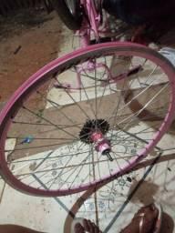 Aro de bicicleta por 130