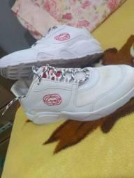Tênis branco Ecko n°38