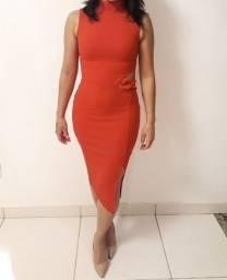 Vestido Vermelho para Balada