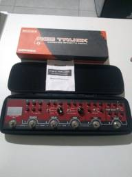 Pedal RED Truck Mooer