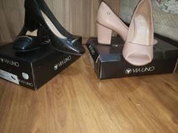 Sapatos Novos Via Uno 39