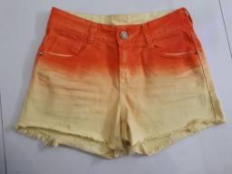 Shorts Jeans Verão Sawary