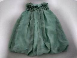 Vestido de festa Lilica Ripilica tamanho 6 anos