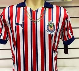 Camisa do Chivas Guadalajara Modelo 19/20