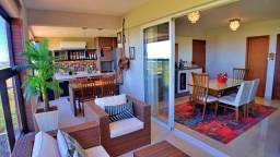 Apartamento 4 Suítes, 162 m² c/ armários na 306 Sul - Imperador do Parque