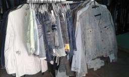 Jeans customizados por material construção