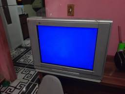 Televisão tubo 20 polegada