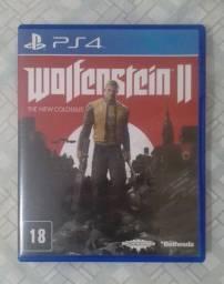 Jogo Wolfenstein 2 PS4