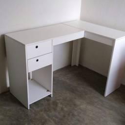 """Escrivaninha/ Mesa de Escritório Escrivaninha em """"L"""""""