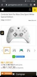 Xbox One Controle Sporting White