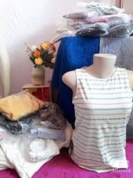 Lote de roupas ( 46 peças diversas )