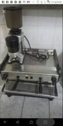 Máquina de café profissional Ranccillio 2 grupos