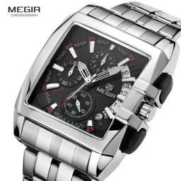 Relógio de luxo Megir