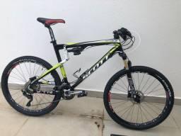Bicicleta Scott Spark carbono - Full Suspension - 27.5