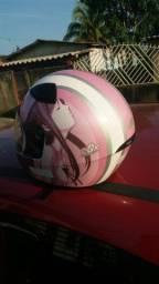 Vendo esse capacete pouco usado