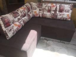 Mini sofá de canto
