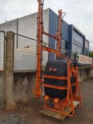 Pulverizador Agrícola 600 litros com barras de 12 metros - Novo