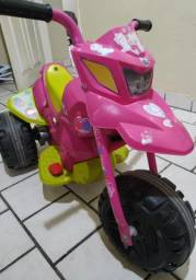 Brinquedo Moto Elérica