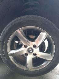 Rodas de Peugeot aro 15