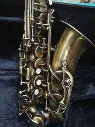 Sax alto mib waldman vintage
