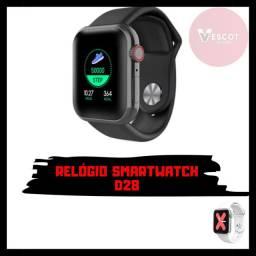 Relógio inteligente smartwhatch d28