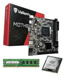 Kit intel core i5 4440, 4gb de ram, gigabyte h87