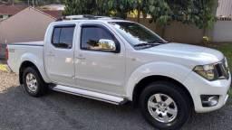 Frontier Platinum 4X4 2.5 Turbo Diesel Aut. 2014!!!