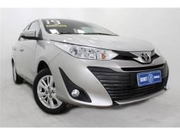 Título do anúncio: Toyota Yaris 2019 1.5 16v flex sedan xl manual
