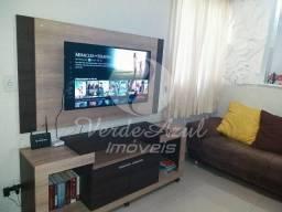 Apartamento à venda com 2 dormitórios em Vila monte alegre, Paulínia cod:AP008601