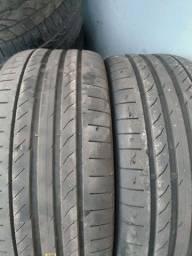 Torro par de 2 pneus  235 45 17 pneus filé bom de borracha