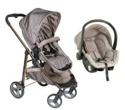 Vendo kit carrinho de bebê galzerano