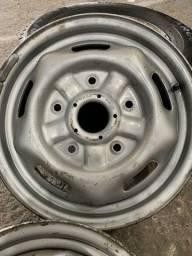 Rodas 5 furos para vans Ford
