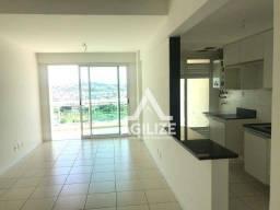 Apartamento com 2 dormitórios para alugar, 75 m² por R$ 1.100,00/mês - Praia Campista - Ma