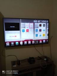 Tv LG 55 polegada smart