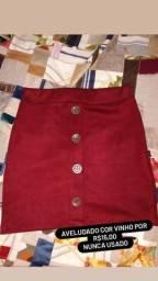Roupas usadas e roupas novas
