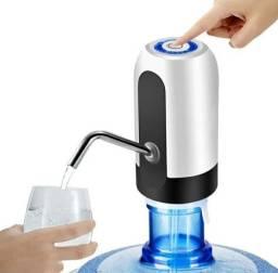 Bebedouro Com Carregamento Usb Para Galão De Água