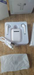 Fone bluetooth tipo Airpods TSW i12
