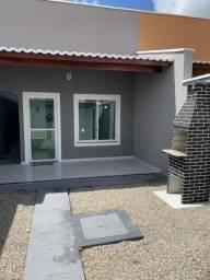 SI - Aluguel nunca mais! Casa nova 2 quartos pelo Programa Casa Verde e Amarela