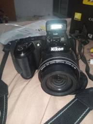 Camera semi profissional Nikon coolpix l810