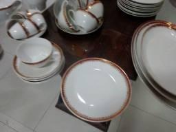 Porcelana Real Schmidh anos 60