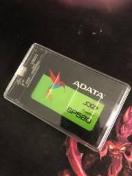 SSD ADATA 960GB *Com Case para Externo*