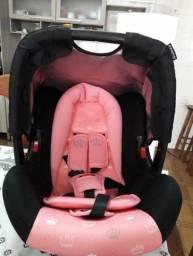 Carrinho de bebe + Bebe conforto  Cosco Menina