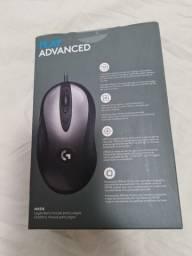 Mouse Logitech MX518 novo com NF e garantia